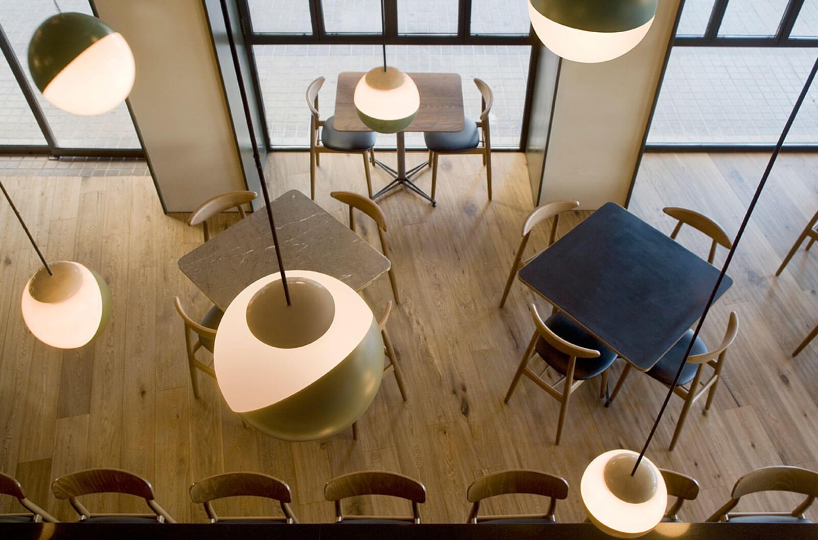 Restaurante Al Tun Tun - INDAStudio - Interiorismo Barcelona